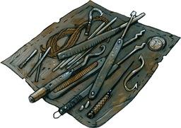 Masterwork Thieves Tools