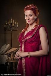 Lady Lucretia Rainford