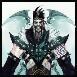 Darius Cain