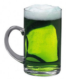 Lucky's Green Beer