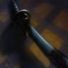 Black Steel Blade