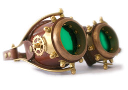 Orcish Steamfitters Goggles