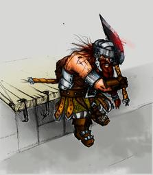 Torvar Battlehammer