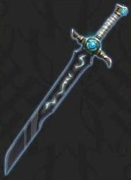 Ember's Obsidian Blade