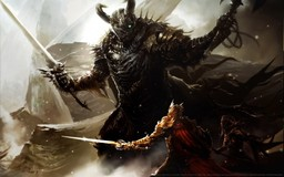 Sarrok - The Gray Slayer