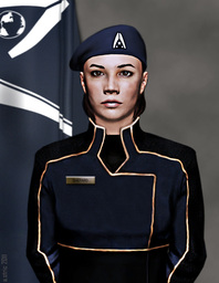 Captain Sarah Goldman