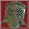 Secutor's head