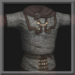 Tribune's chainmail