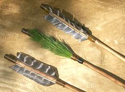 Arrows of Hod-Kalla-Room-Ban