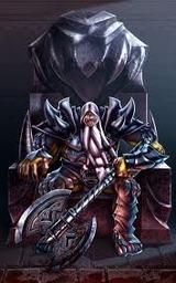 King Gol Titanfist