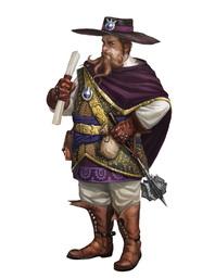 Melendus the Merchant