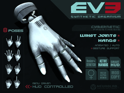 Advanced Cybernetic Hand
