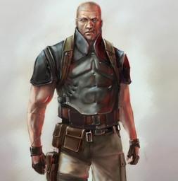 Sarge Frank