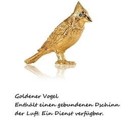 Goldener Vogel