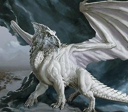 Szartharrax, the Young White