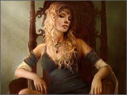 Queen Saria Sarion I (Deceased)