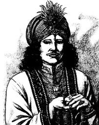 Stipen Kulibin, Erb-Prinz von Khunchom