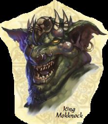 King Mokknock