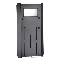 Police Issue Riot Shield