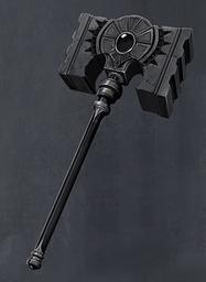 Dwarven Blast-Cap Hammer