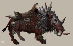 Horn Tusk Armour
