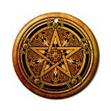 Shield Pentacle