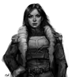 General Helena Tarsian