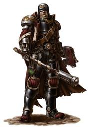 Tonsam Ingis, Lieutenant Arbiter