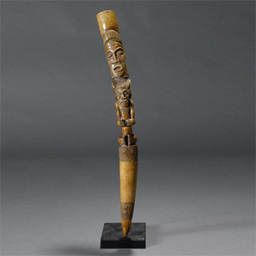 Carved Scepter