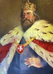 Prince Roman Mstislavich the Great