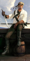 Male Pirate
