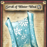 Scroll of Winter Wind