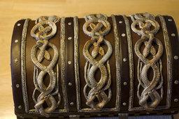 The Shamrock Brotherhood's treasure chest