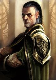 Vaultkeeper Claudius Verdaine