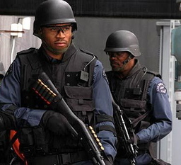 FBI Tactical Team