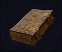 Corin's Blessed Book