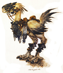 Chocobo Mount