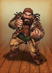 "Gruff ""Stoneplank"" Murdock"