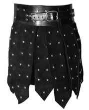 Dwarf Lord's Studded Leather Kilt