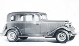 1933 Essex-Terraplane