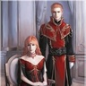 Emperor Sectrix and Cecilia Graesh