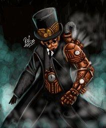 Capitaine Destructor