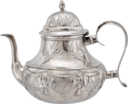 The Tinderman's Tea Pot