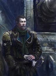 Lt. Rothvor Gant