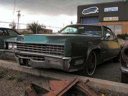 Vehicle: '67 Cadillac El Dorado