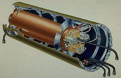 W-85 Nuclear Warhead