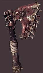 Axe of Mahr