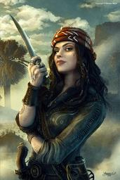 Kelsie the Dagger