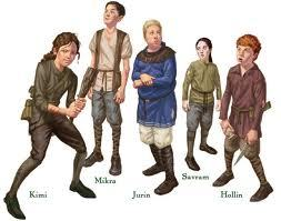 Young Adventurers of Falcon's Hollow