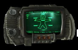 Vault 38 Overseer Pipboy